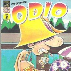 Cómics: ODIO / AUTOR : PETER BAGGE ***VOL 2 ***1995 VIBORA COMIX. Lote 11375319