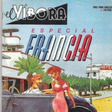 Cómics: EL VIBORA ESPECIAL FRANCIA *** EDICION LIMITADA. Lote 8081321