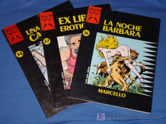 COLECCION X * LOTE * EDICIONES LA CUPULA * (Tebeos y Comics - La Cúpula - Comic Europeo)