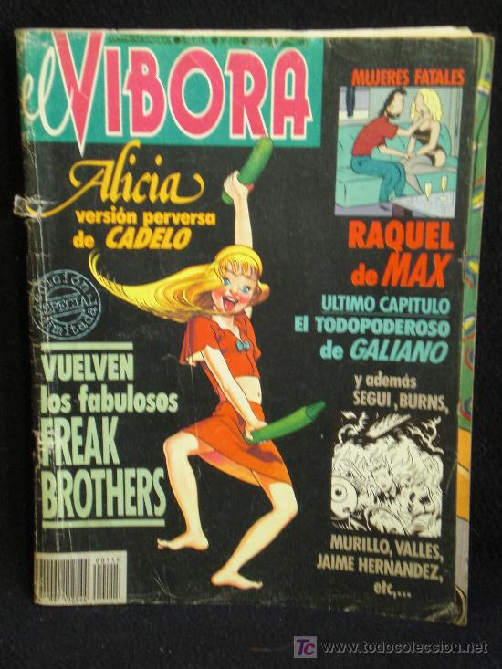 VIBORA Nº 115 (Tebeos y Comics - La Cúpula - El Víbora)