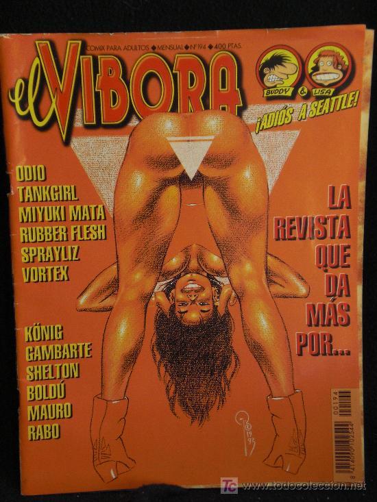 VIBORA. Nº 194 (Tebeos y Comics - La Cúpula - El Víbora)