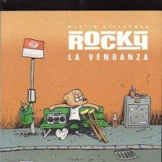 Cómics: ROCKY , LA VENGANZA /AUTOR: MARTIN KELLERMAN. Lote 12358198