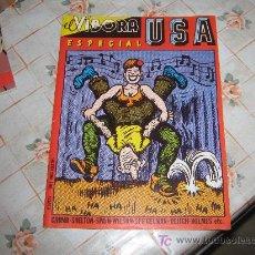 Cómics: VIBORA ESPECIAL USA.. Lote 12552265