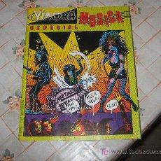 Cómics: VIBORA ESPECIAL MUSICA. Lote 12552301