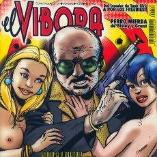 Comics : EL VÍBORA, Nº 218 ESPECIAL SANTIAGO SEGURA. Lote 26740442