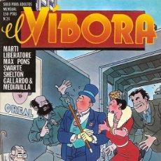Cómics: EL VIBORA Nº 24 1980 EDICIONES LA CUPULA. Lote 16964890