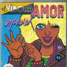 Cómics: EL VIBORA - ESPECIAL AMOR. Lote 17181686