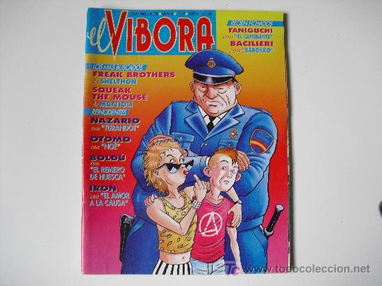 EL VIBORA Nº 151. COMIC COMIX (Tebeos y Comics - La Cúpula - El Víbora)