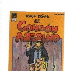 Cómics: VÍBORA COMIX - EL CONDÓN ASESINO - EDICIONES LA CÚPULA - CJ1. Lote 22776385