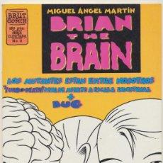 Cómics: BRUT COMIX Nº 2. BRIAN THE BRAIN. Lote 19088548