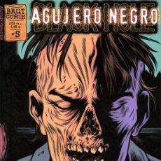 Cómics: AGUJERO NEGRO - CHARLES BURNS - Nº 5 - BRUT COMIX - LA CUPULA. Lote 19860091