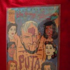 Cómics: BE BOP A LUBA 3 DE 4 - BETO HERNANDEZ - BRUT COMIX. Lote 21873668