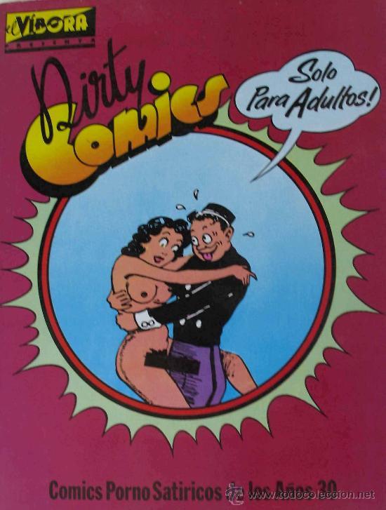 DIRTY COMICS. 2ª EDICCIÓN (Tebeos y Comics - La Cúpula - Comic USA)