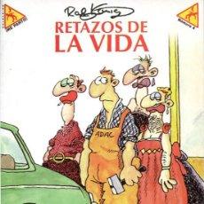 Fumetti: RETAZOS DE LA VIDA - RALF KÖNIG - LA CÚPULA - 1999 - 50 PÁGINAS BLANCO Y NEGRO. Lote 22830214