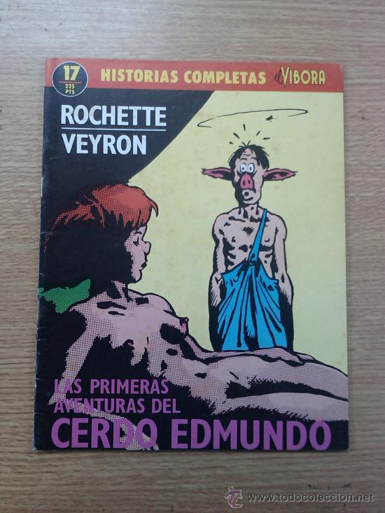 EL VIBORA HISTORIAS COMPLETAS #17 (Tebeos y Comics - La Cúpula - El Víbora)