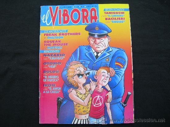 EL VIBORA NUM.151 (Tebeos y Comics - La Cúpula - El Víbora)