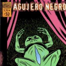 Cómics: AGUJERO NEGRO - CHARLES BURNS - BRUT COMIX Nº 10 - ED. LA CÚPULA. Lote 27225318