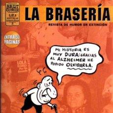 Comics : LA BRASERIA - BRUT COMIX - ED. LA CÚPULA. Lote 27225333