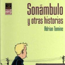 Cómics: SONÁMBULO Y OTRAS HISTORIAS - ADRIAN TOMINE - LA CÚPULA. Lote 27273510