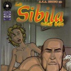 Cómics: LA SIBILA - 2 DE 3 - QUIM BOU - EDICIONES LA CÚPULA. Lote 27728130