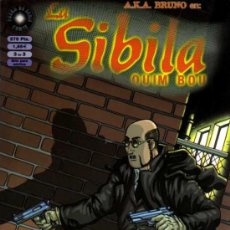 Cómics: LA SIBILA - 3 DE 3 - QUIM BOU - EDICIONES LA CÚPULA. Lote 27728137