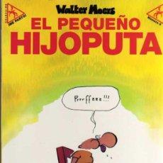 Cómics: EL PEQUEÑO HIJOPUTA - WALTER MOERS - COL. ME PARTO Nº 6 - EDICIONES LA CÚPULA. Lote 27732177