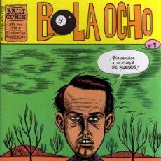 Fumetti: BOLA OCHO Nº 1- DANIEL CLOWES - BRUT COMIX - ED. LA CÚPULA. Lote 29322648