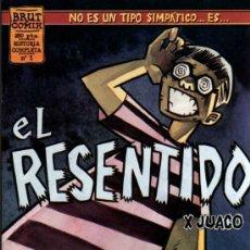 Cómics: EL RESENTIDO - Nº 1 - JUACO - BRUT COMIX - EDICIONES LA CÚPULA. Lote 27961133