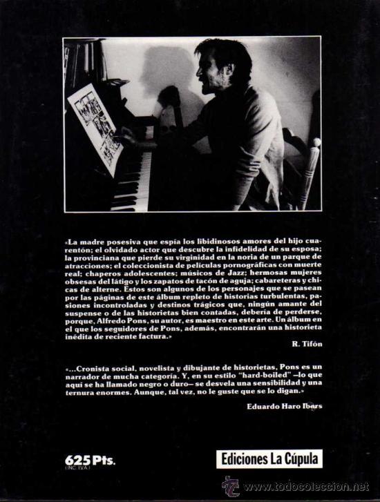 Cómics: AMIGAS - PONS - EL VIBORA PRESENTA - EDICIONES LA CÚPULA - Foto 2 - 27989202