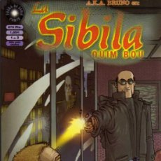 Cómics: LA SIBILA - 1 DE 3 - QUIM BOU - EDICIONES LA CÚPULA. Lote 28051674