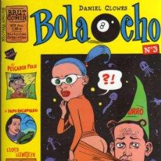 Fumetti: BOLA OCHO Nº 3 - DANIEL CLOWES - BRUT COMIX - ED. LA CÚPULA. Lote 28051699