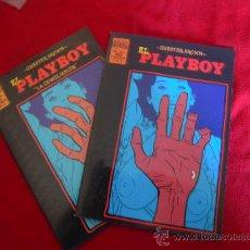 Cómics: EL PLAYBOY - COMPLETA 2 Nº - CHESTER BROWN - BRUT COMIX. Lote 28169096