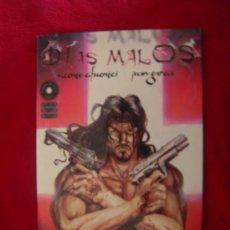 Cómics: DIAS MALOS - CIFUENTES & JUAN GARCIA - FUERA DE SERIE - NUMERO UNICO. Lote 28169269