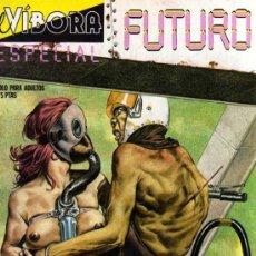 Cómics: EL VÍBORA - ESPECIAL FUTURO - EDICIONES LA CÚPULA. Lote 28251323
