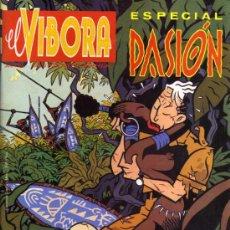 Cómics: EL VÍBORA - ESPECIAL PASIÓN - EDICIONES LA CÚPULA. Lote 28251329