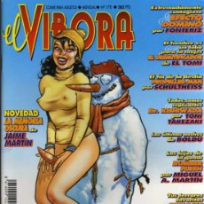 Cómics: EL VÍBORA - Nº 178 - EDICIONES LA CÚPULA. Lote 28264762