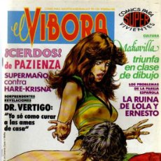 Cómics: EL VÍBORA - Nº 108 - EDICIONES LA CÚPULA. Lote 28264883