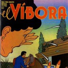 Cómics: EL VÍBORA - Nº 42 - EDICIONES LA CÚPULA. Lote 28265100