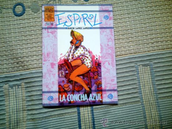 ESPIRAL Nº 1 DE DAVID LOPEZ (COL BRUT) (Tebeos y Comics - La Cúpula - Autores Españoles)