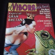 Cómics: EL VIBORA ESPECIAL GRAN BRETAÑA. Lote 29119261