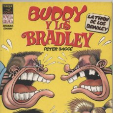 Cómics: BUDDY Y LOS BRADLEY - LA TRIBU DE LOS BRADLEY (PETER BAGGE) . Lote 29182860