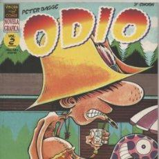 Cómics: PETER BAGGE- ODIO- VOL2. (LA PESADILLA DEL SUEÑO AMERICANO) 3ªED.. Lote 29265765