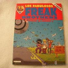 Cómics: LOS FABULOSOS FREAK BROTHERS