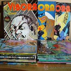 Fumetti: EL VIBORA --- LOTE 1ª EDICIÓN. Lote 29418156