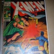 Cómics: THE X-MEN NUMERO 54 BUEN ESTADO REF.13. Lote 29720098
