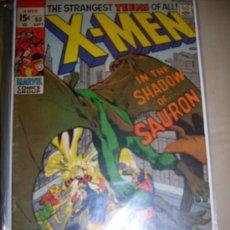 Cómics: THE X-MEN NUMERO 60 BUEN ESTADO REF.13. Lote 29720100