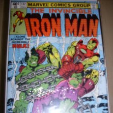 Fumetti: IRON MAN - NUMERO 132 BUEN ESTADO. Lote 29745295