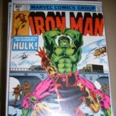 Fumetti: IRON MAN - NUMERO 131 BUEN ESTADO. Lote 29745299