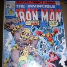 Fumetti: IRON MAN - NUMERO 114 BUEN ESTADO. Lote 29745354