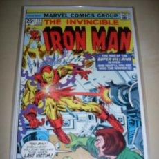 Cómics: IRON MAN - NUMERO 77 BUEN ESTADO REF.15. Lote 29745423